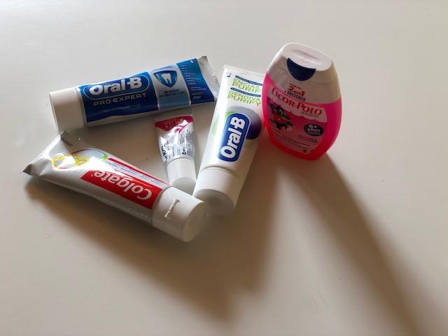 Quina pasta de dents he d'utilitzar?